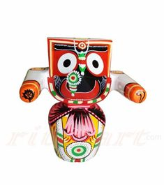 Lord Jagannath is known as the Lord of the Universe.The deity worshiped by Hindus and Buddhists.Authetic Neem woon idols of Puri Jagannath temple deities. Jagannath Temple Puri, Lord Jagannath, Indian Gods, Stone Work, Gods And Goddesses, Deities, Other Accessories, Metal Working, Idol