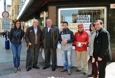Corrochano se pone a disposición de la Asociación de Enfermos de Parkinson para conocer sus necesidades - 45600mgzn