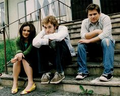 It's such a shame that Nickel Creek broke up. This is one of my favorite bands.