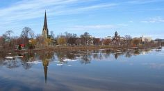 Fredericton, New Brunswick – grandparents lived here in Fredericton New Brunswick, New Brunswick Canada, King's Landing, Canada Day, Capital City, Tours, Grandparents, Gallery, Travel