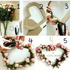 Flores - #flores Garrafa Diy, Tutorial Diy, Diy Bottle, Diy Décoration, Easy Diy, Diy Desk, Diy Candles, Diy Organization, Diy Wedding