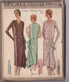 New photos on this wiki - Vintage Sewing Patterns, 5944mccalls.jpg