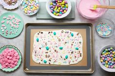 It's everybunny's favorite time of the year to break out the pastels and hop into the kitchen for some creative treats for Easter!  With so much on our plates and little time for elaborate projects, this easy (and very yummy) DIY treat is the perfect addition to any Easter celebration. We are partnering with our go-to resource of all things creative, Michaels, where you can find all of your Easter essentials for DIY projects both in and out of the kitchen.  PS- The best part about this project i