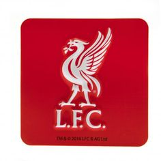 Liverpool fridge magnet in club colours and featuring the iconic liver bird club crest. FREE DELIVERY on all of our gifts
