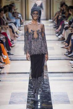 Giorgio Armani | Haute Couture - Autumn 2017 | Look 40