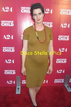 Gaby Hoffman(Actress)- Copyright: Disco Stella's Pics.