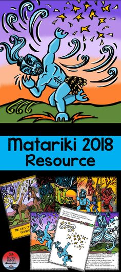 Deepen your understanding of Matariki. This resource has activities your learners will LOVE. The NINE whetū of Matariki are explained. Colourful, engaging with a te ao Māori perspective. Maori Art, Classroom Environment, Art For Kids, Perspective, Projects To Try, Child Care, Teaching, Activities, Education