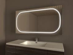 Fancy Einzigartiger Badezimmer Spiegelschrank Unterputz Einbau m glich Modell ERFURT von Spiegel