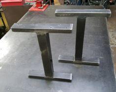 X mesa piernas pesado robusto X patas de Metal por DVAMetal