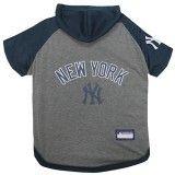 New York Yankees Dog Hoodie