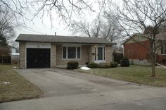 Great Back Split on a Large Lot     This home is located in the city's north end. Located in a quite cul de sac, the home sits on a large pie shaped lot. As a result the back yard is very large. There is a great deck right of the kitchen, perfect for barbequeing and entertaining
