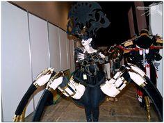Expo Anime, Representante Queretaro Categoria Femenil Evelin Villegas FB: Evlyn Villegas