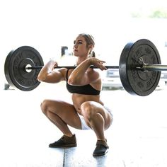 """thecrossfit: """"Brooke Wells https://TheCrossFit.tumblr.com"""""""
