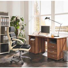 Modernes arbeitszimmer  Schreibtisch in praktischer U-Form: für Ihr modernes Arbeitszimmer ...
