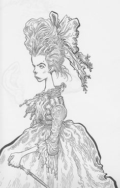 Grizelda Ghast - Chris Riddell