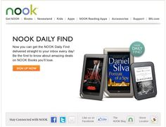 nook email #email
