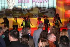 80's party Norwegian Breakaway