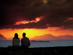 The Dawn of Love by Mr. Theklan, via Flickr