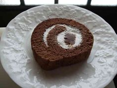 とろける食感 生チョコロールの画像