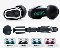 If you like your concert seats up close and cozy, but not necessarily loud, the $25 DUBS Acoustic Filters by Doppler Labs could come in handy if you end up in front of the speakers. The tiny DUBS units, which fit in the ears like earbud headsets, use a mechanical process called dynamic attenuation to reduce volume without muddling the clarity of what you're listening to. Thus Norah Jones or Rickie Lee Jones would still sound like themselves, not like James Earl Jones. #PaperPCHolidayPicks
