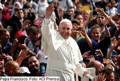 Caminos de Fe: El Papa anuncia peregrinación a Tierra Santa en ma...