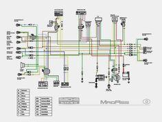 Las 17 mejores imágenes de Proyectos que intentar | Dibujos ... Wiring Diagram Sdo Vixion on