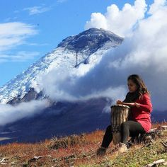 In harmony with the  Cotopaxi  volcano  #ilovetraveling #volcanocotopaxi #ilovetravel #cotopaxi #nature #traveling #park #southamerica #americadelsur #tourist #rutaviva  #instalike #colorful #nacional #quito #instago #viaje #volcano #instagood #follow #naturaleza #latinamerica #loves_ecuador #sudamerica #ecuador #igers #travel #trekking #girl  #allyouneedisecuador by johngarcia98