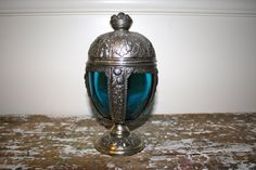 Vintage Candy Dish Antique Musical Chalice by VintageShoppingSpree, $92.00