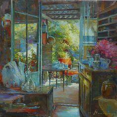 Johan Messely, 1927 ~ The Secret Gardens   Tutt'Art@   Pittura * Scultura * Poesia * Musica  