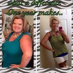 lose weight, get your health back and let the inner you shine!
