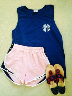 love the tank! how cute is this? http://www.pinterest.com/SratStylista/