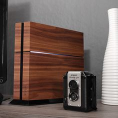 Get your game-style on! Toast now crafts real wood covers for PS4 and XBOX. Designed with heart, cut by lasers and hand-finished in Portland, Oregon.