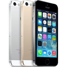Apple iPhone 5s - 32GB Verizon (GSM Factory Unlocked) Space Gray - Silver - Gold #Apple #Bar