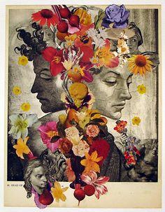 Doug Stapleton - collage artist, Chicago