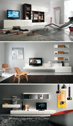 find this pin and more on design interior by riayujuico 17 stylish and modern tv wall units