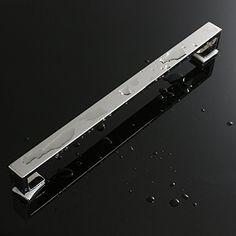 push handle. s501 single-sided sliding shower door handle sets refrigerator handles modern barn wood pull push stainless steel sus304 8k