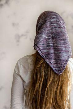 3ed1c38a00c CHEERFUL   Bandana Kerchief Knitting Pattern – Brome Fields