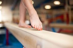 Many gymnasts say that mental blocks are one of the worst parts of gymnastics. Here are some tips from gymnasts and coaches for getting past the fear.