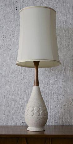 1960's Ceramic Lamp $145 - Chicago http://furnishly.com/1960-s-ceramic-lamp.html