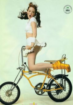bicycle pin up - Cerca con Google