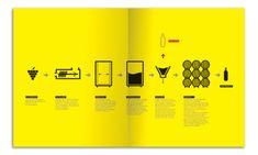 BANDO | Pictogram Infographic Illustrating Wine Making Process