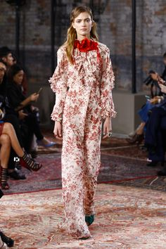 Gucci Resort 2016 New York - NOWFASHION