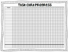 Task Card Practice! Task Cards, Writing, Education, Words, School, Gaming, Cards, Being A Writer, Educational Illustrations