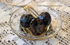 Καρυδάκι γλυκό του κουταλιού (2η συνταγή) - cretangastronomy.gr Blueberry, Pudding, Fruit, Desserts, Liqueurs, Food, Greece, Rezepte, Tailgate Desserts