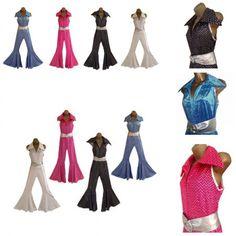 Fancy Dress Jumpsuit + Belt Costume Outfit for Retro Disco Hen Night Pop Star Fancy Dress, Fancy Dress Womens, 1950s Fancy Dress, Fancy Dress Jumpsuit, Fancy Dress Outfits, Wheres Wally Fancy Dress, Halloween Fancy Dress, Halloween Costumes, Halloween Diy