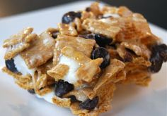 Golden+Graham+S'mores+Bars