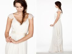 Saja 2014 Wedding Collection-these gowns make me want to get married all over again!
