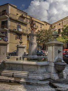 EXPEDIÇÃO ANDANDO POR AÍ...: Cetraro Paese - Calábria, Itália