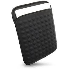 soft bubbles bag to protect your Ipad, by Bolsarium Barcelona