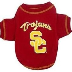 USC Southern Cal Trojans Pet Shirt